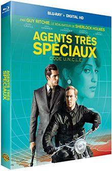 Agents très spéciaux - code u.n.c.l.e [Blu-ray] [FR Import]