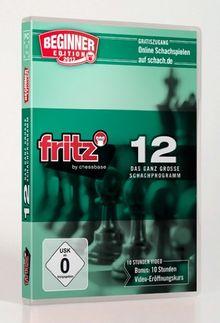 Fritz12 - Beginner Edition 2012 (PC)