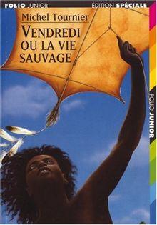 Vendredi ou la vie sauvage (Gallimard Edition Speciale).