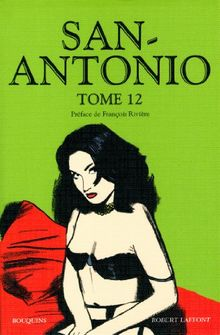 San-Antonio : Tome 12