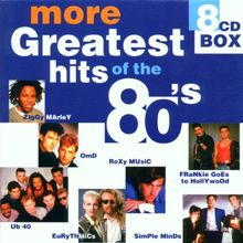 More Greatest Hits of the 80'S