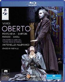Tutto Verdi: Oberto [Blu-ray]