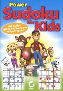 Power-Sudoku für Kids