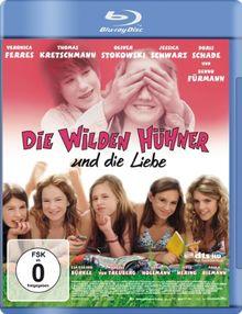 Die wilden Hühner und die Liebe [Blu-ray]
