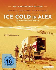 Ice Cold in Alex - Feuersturm über Afrika [Blu-ray]