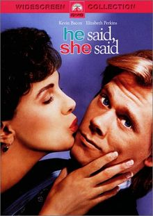 He Said, She Said [FR Import]