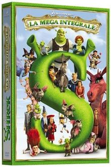 Coffret shrek quadrilogie [FR Import]