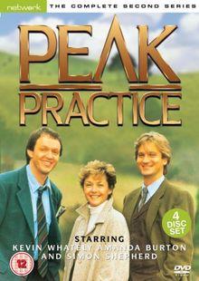 Peak Practice - Complete Series 2 [4 DVDs] [UK Import]