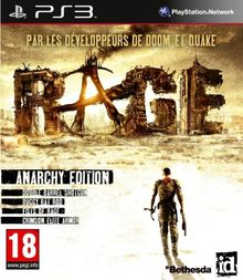 Third Party - Rage : Anarchy edition Occasion [ PS3 ] - 0093155143005