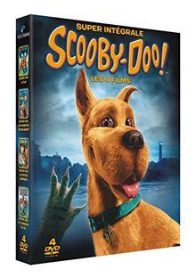 Intégrale scoob-doo! : scooby-doo 1 ; scooby-doo 2 ; scooby-doo 3 : scooby-doo 4