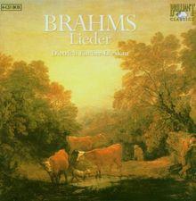 Brahms-Lieder