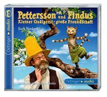 Pettersson und Findus - Kleiner Quälgeist, große Freundschaft (CD): Das Originalhörspiel zum Kinofilm, 75 Min.