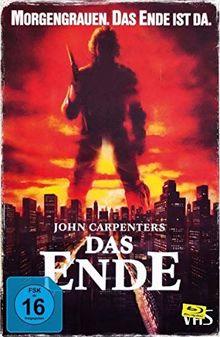 Das Ende - Assault on Precinct 13 - 2-Disc VHS-Edition [Blu-ray]