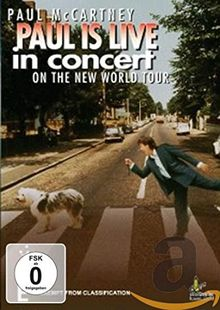 Paul McCartney - Paul is Live in Concert on the New World Tour