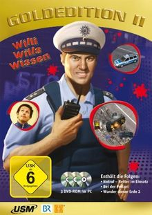 Willi wills wissen - Goldedition 2 (3 DVD-ROMs)
