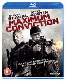 Maximum Conviction [Blu-Ray] (IMPORT) (Keine deutsche Version)