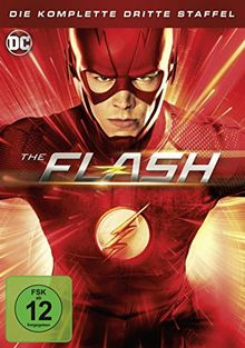 The Flash - Die komplette dritte Staffel [6 DVDs]