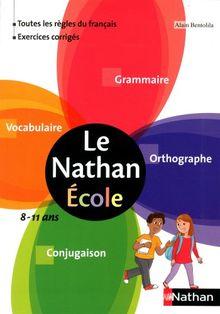 Le Nathan école
