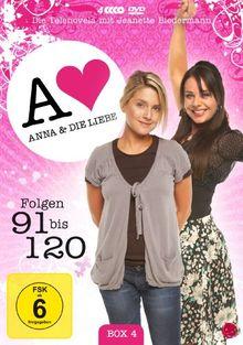 Anna und die Liebe - Box 04, Folgen 91-120 [4 DVDs]