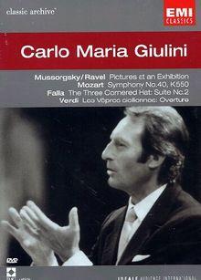 Carlo Maria Giulini - Bilder einer Ausstellung