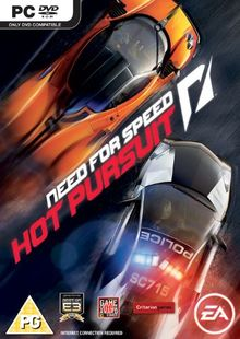 Need For Speed: Hot Pursuit (PC) (DVD) [Import UK]