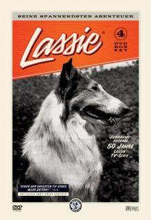 Lassie Collection - Volume 2 [4 DVDs]