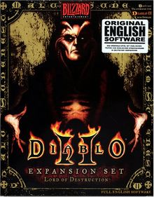 Diablo 2 - Lord of Destruction AddOn (englisch)