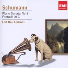 Klaviersonate 1/Fantasie C-Dur