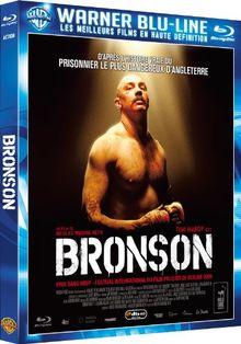Bronson (Blu-Ray) (Import) Lance James