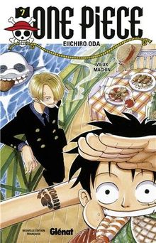 One piece - Édition originale Vol.07