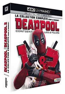 Deadpool 1 + 2 [4K Ultra Blu-Ray + Digital HD]
