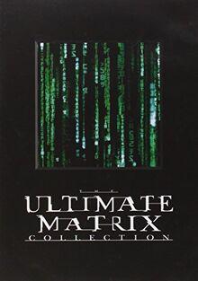 Pack: Matrix 1 + Matrix 2 + Matrix 3 + Animatrix (Import Dvd) (2013) Carrie An