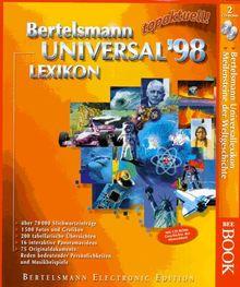 Bertelsmann Universallexikon 98