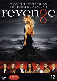 Revenge - Die komplette zweite Staffel [NL Import]