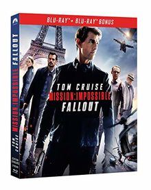Mission impossible 6 : fallout [Blu-ray]