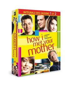 How I met your mother, saison 1 et 2 [FR IMPORT]