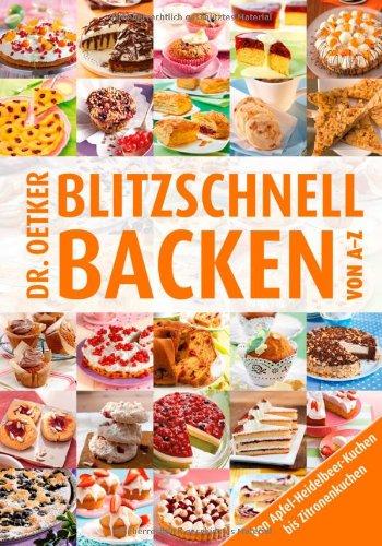 Blitzschnell backen von a z von apfel heidelbeer kuchen for Gebrauchte kuchen bis 200 euro