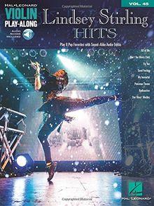 Violin Play-Along Lindsey Stirling Hits (Hal Leonard Violin Play Along)