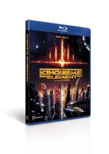 Le cinquième élément [Blu-ray] [FR Import]