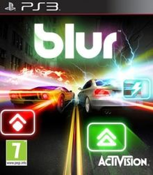Third Party - Blur Occasion [ PS3 ] - 5030917070686