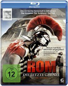 Rom - Die letzte Grenze (Parthenon / SKY VISION) [Blu-ray]