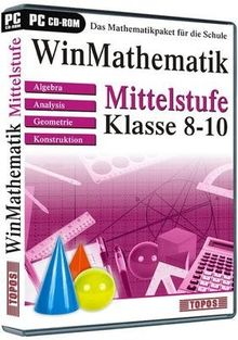 WinMathematik Mittelstufe - Klasse 8-10