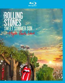 Rolling Stones - Sweet Summer Sun/Hyde Park Live [Blu-ray]