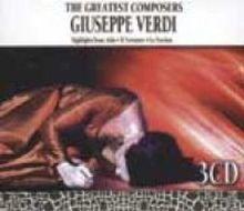 Giuseppe Verdi-the Great Composers 3 CD