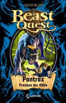 Beast Quest 24. Pantrax, Pranken der Hölle