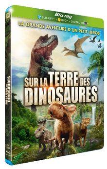 Sur la terre des dinosaures [Blu-ray] [FR Import]