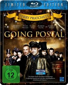 Going Postal - Starmetalpack [Blu-ray] [Limited Edition]