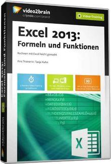 Excel 2013: Formeln & Funktionen