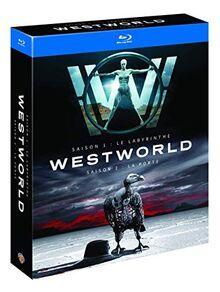 Westworld-L'intégrale des Saisons 1 + 2 [Blu-Ray]