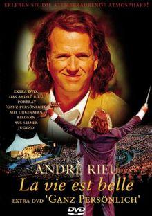 Andre Rieu - La vie est belle [2 DVDs]